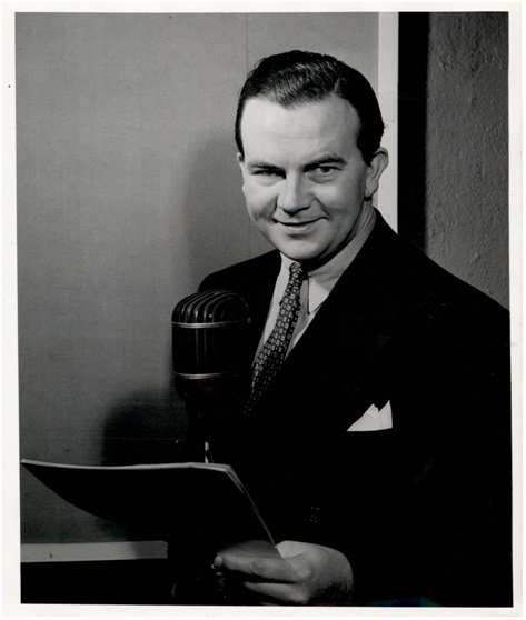photograph of Milton Caniff