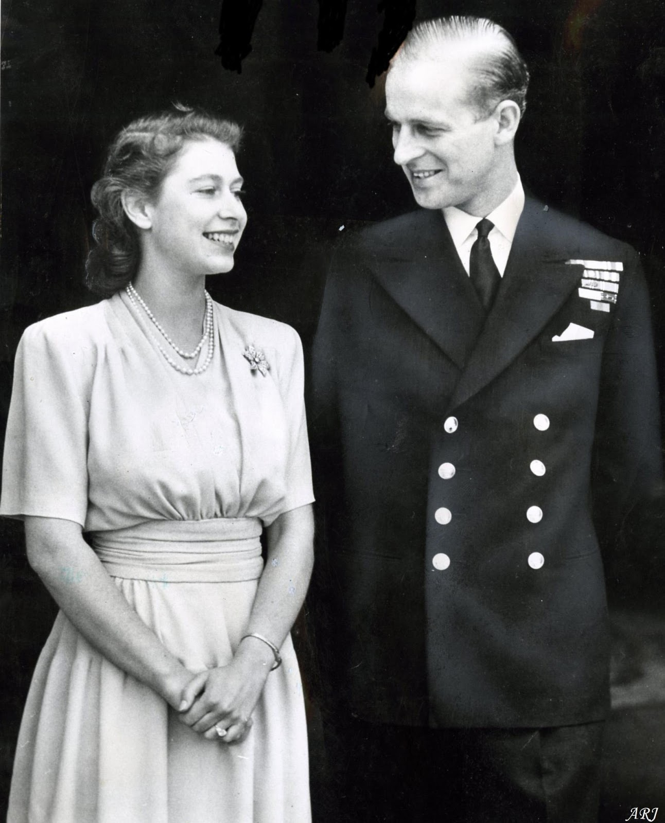 Elizabeth engagement